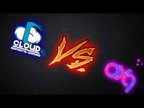 Critical ops: ClouD vs OxQ full scrim【1080p60fps】