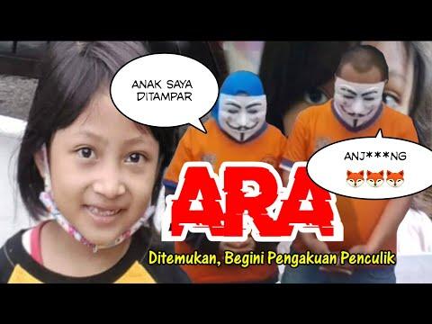 "Viral...!! Begini Pengakuan Pelaku Penculikan ""ARA"""