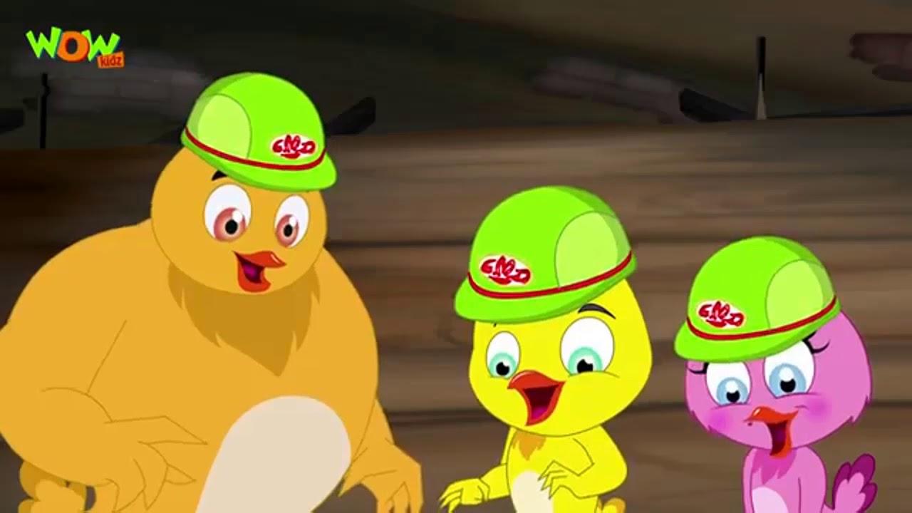 Cuộc rượt đuổi của cáo và gà #13- ANT TV