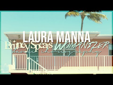 (Laura Manna) Britney Spears - Womanizer (dance choreography)