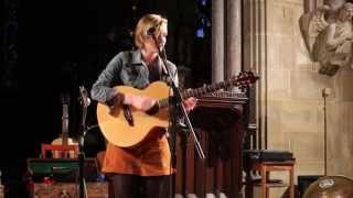 "Bella Gaffney ""Canadee-i-o (The Wearing of the Blue)"" live at Todmorden Folk Festival, 2015"