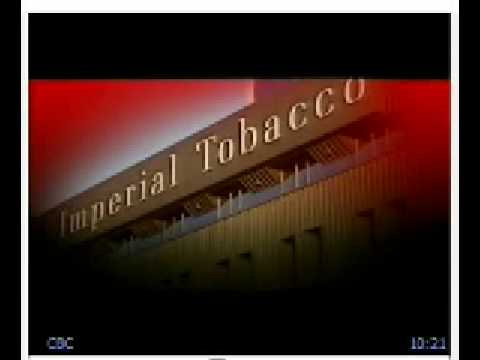 Imperial Tobacco Smuggling and Tax Fraud