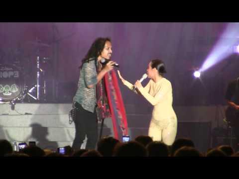 Dewi Sandra ft. Ipank - Bete @ Jakarta Fair 2011 [HD]