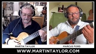 Manha de Carnival (Martin & Marcus) – Martin Taylor [SS020]