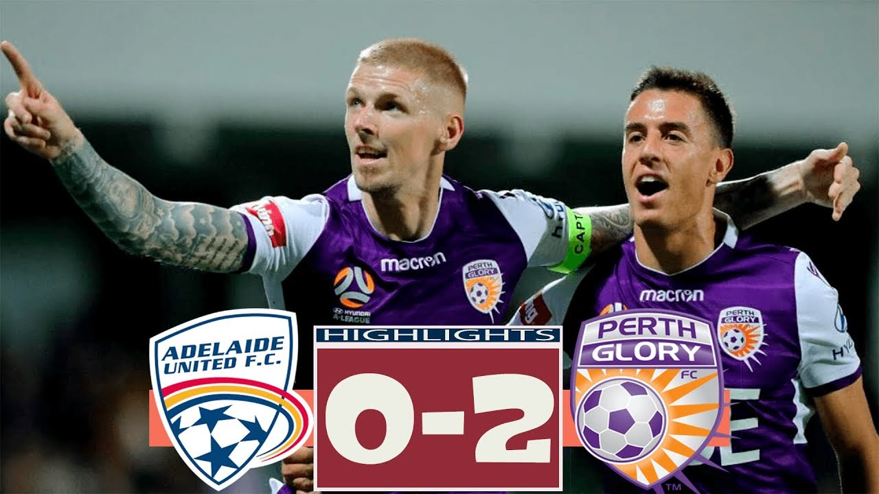 Adelaide United vs Perth Glory 0-2 All Goals & Highlights 15.03.2019 #1