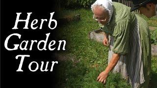 A Tour Of A Medicinal Garden