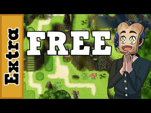 Best free Resources for RPGMaker MV!