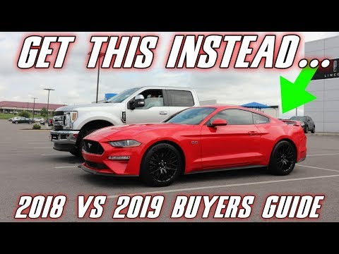 Mustang GT vs  Mustang. Which is better?
