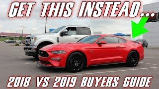 2019 Mustang GT vs 2018 Mustang. Which is better?