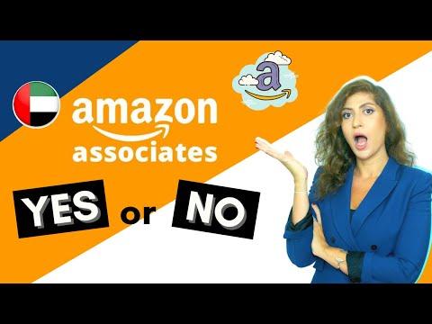How to make money on Amazon.ae with NO money | Amazon Affiliate Marketing UAE | Amazon Middle East