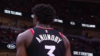 toronto Raptors vs Chicago Bulls  Oct. 26, 2019 - 20 NBA Season  Обзор матча