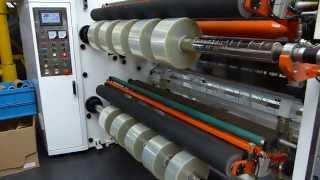 slt sn independent unwinder slip shaft slitting rewinding machine in germany factory
