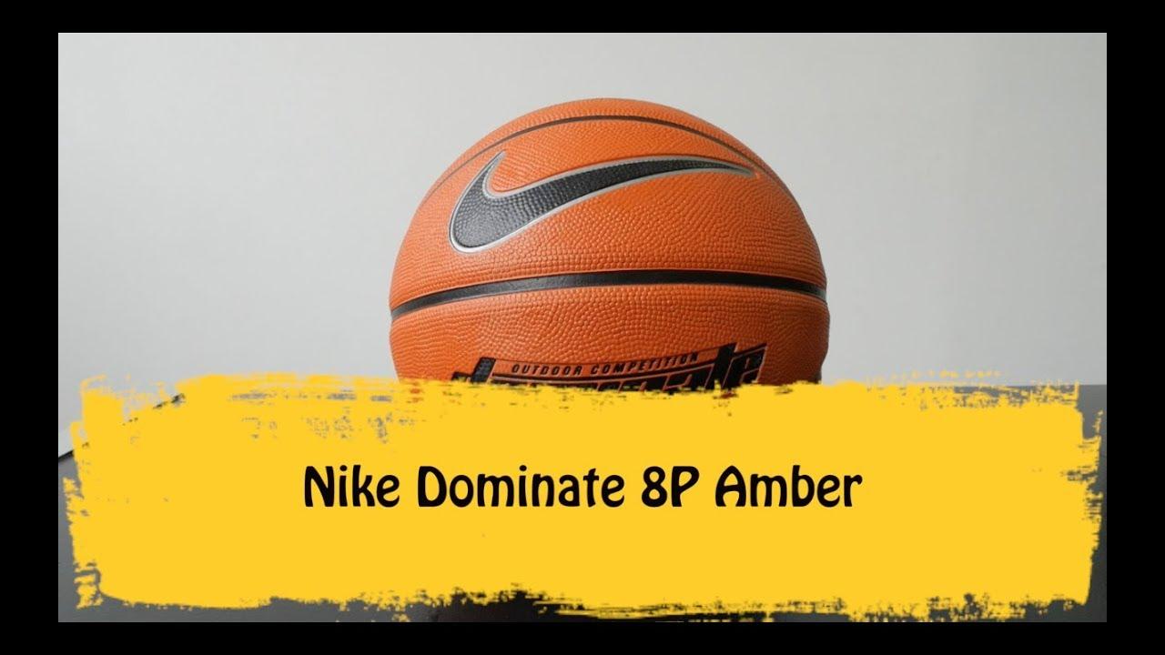 Compatible con idiota Adolescente  Nike Dominate 8P Amber - YouTube