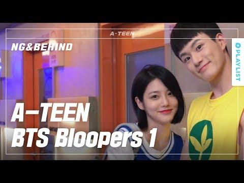 Di Balik Layar Para Aktor A-TEEN Terungkap | A-TEEN | Musim 1 - Kesalahan 1 (Click CC For IND Sub)