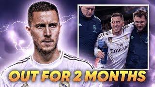 Has Eden Hazard's Injury ENDED Real Madrid's Season?! | Euro Round-Up