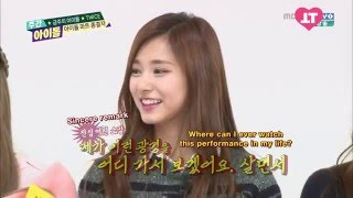 [ENG SUB] 151209 E228 Weekly Idol Twice (TeamTwiceSubs)