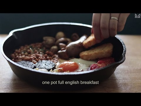 One Pot Full English Breakfast