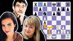 Play like Kramnik! Alexandra's Lesson from IM Elisabeth Paehtz