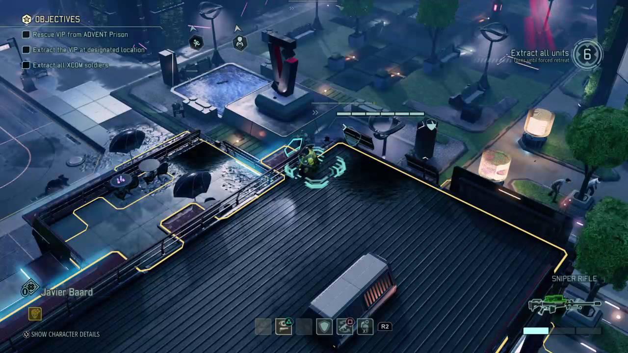 XCOM 2 Ps4 gameplay - YouTube