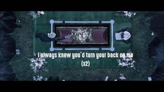 Some Friends- The Amity Affliction (Lyrics)