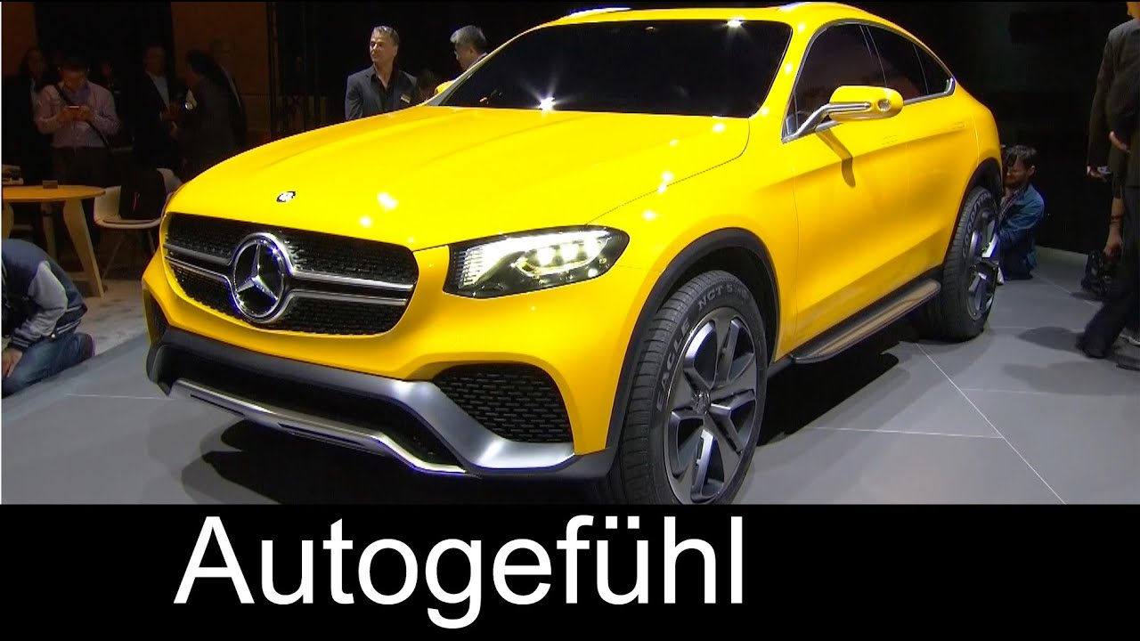 When Was Mercedes  Glc Be Available