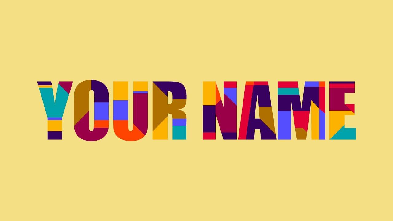 how to create pop art typography in adobe illustrator youtube