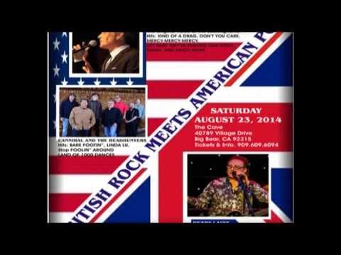 British Rock Meets American Pop