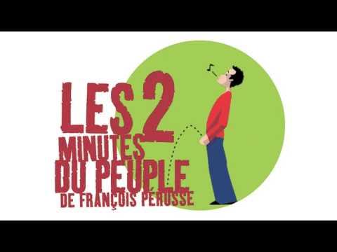 Les 2 minutes du peuple - Columbo – L'associé – François Pérusse (Europe)