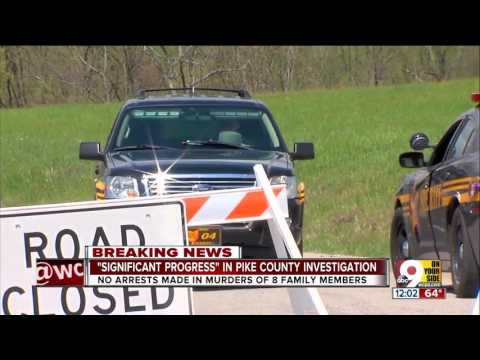 'Significant progress' in Pike County...