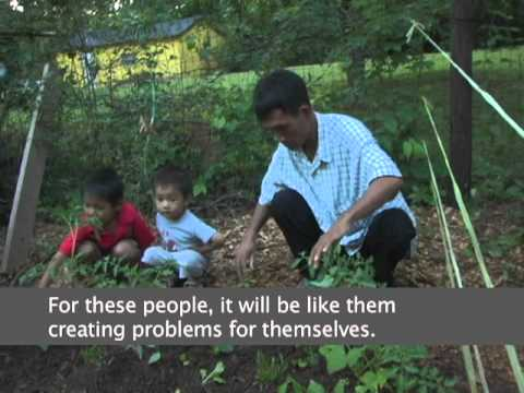 Refugees from Burma  in the United States (bilingual version)