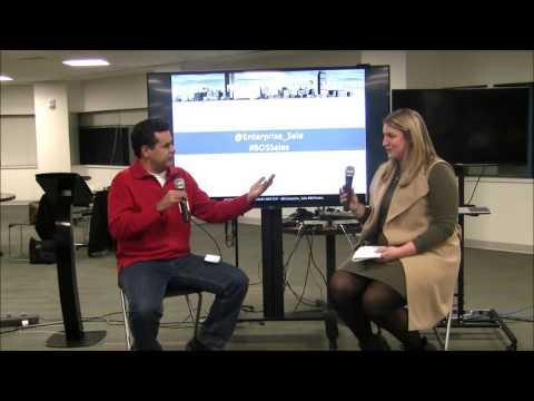 Enterprise Prospecting Techniques w/ Liz Cain of NetSuite
