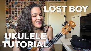 Lost Boy - Ukulele Tutorial Andrea Valles