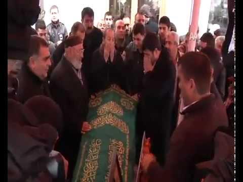 Azer Bülbül.ün Cenazesinde Nihat Doğan...