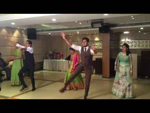 Dance performance by friends  | Sangeet Dance | Punjabi wedding |Mehfil e sangeet