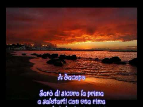Famoso Jacopo.un Angelo volato in cielo - YouTube AZ81