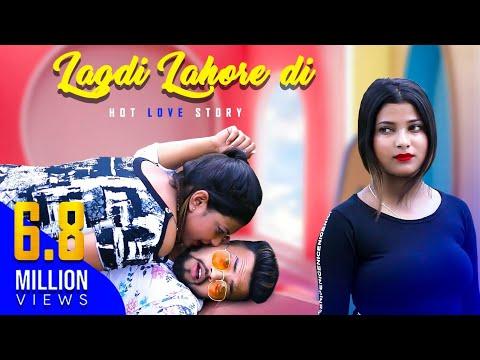 LAGDI LAHORE DI | Hot Love Story|Street Dancer 3D| Varun Shraddha |Guru Randhawa | Rangoli Creation