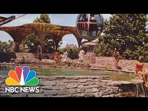 Abandoned Theme Park Reborn as Nature Center   NBC News