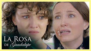 La Rosa de Guadalupe: Natalia descubre las maldades de su papá   Ilusiones robadas