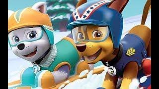 Щенячий Патруль Особая спасательная операция: Райдер Скай Маршал видеоигра для детей на английском