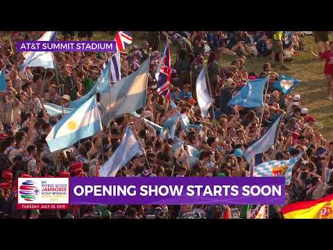 24th World Scout Jamboree North America 2019 Live Stream