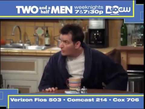 Two And A Half Men's Bodacious Ha-Ha's