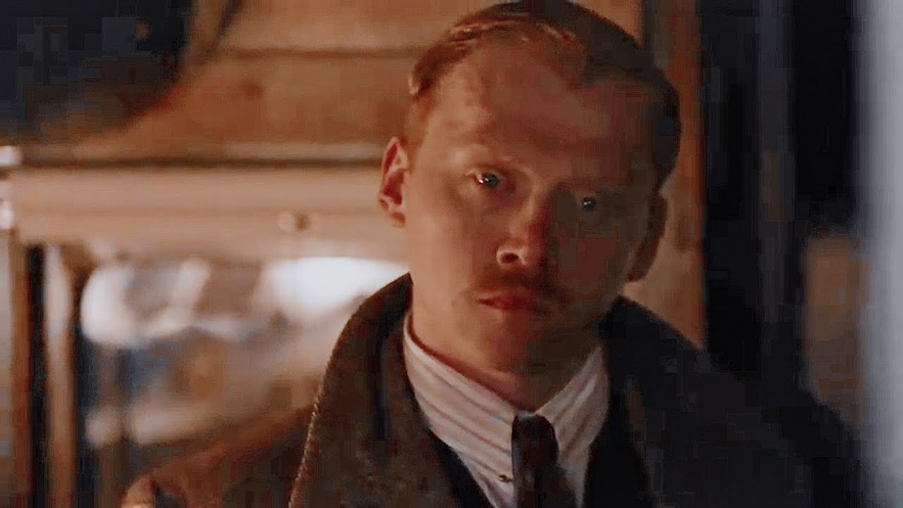 Download Rupert Grint in The ABC Murders - Behind the scenes (2018)