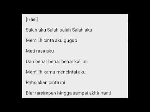 Hael Husaini ft Dayang Nurfaizah -Haram (lyrics,LIVE From AME2018)