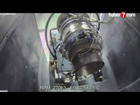 TR-M Engine for TF-X (MMU) Fighter - Key Publishing Ltd