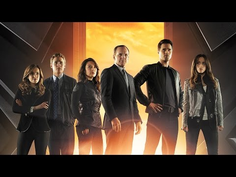 1 hour of Agents of SHIELD theme