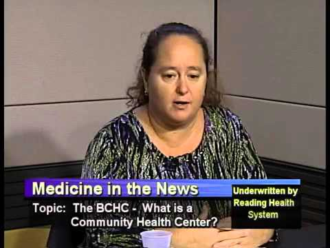 What is a Community Health Center? 10-27-15