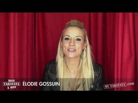 """My Taratata - Elodie Gossuin - Céline Dion """"Pour que tu m&39;aimes encore""""  1995"""
