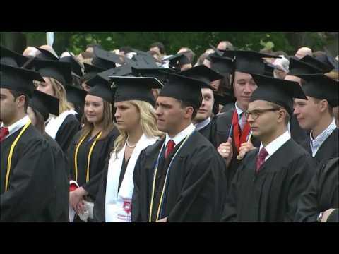 Fairfield University's 66th Commencement Exercises