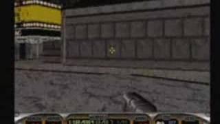 Duke Nukem: Total Meltdown (PSX) - Controls Tutorial