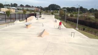 Williams Farm Skatepark in Virginia Beach